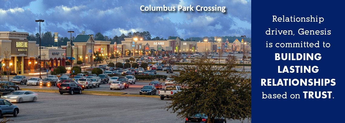 Columbus Park Crossing Banner