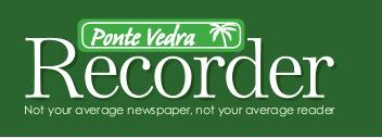 Ponte Vedra Recorder Header